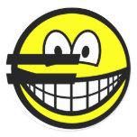 Euro symbol smile   sticker_sheets