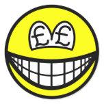 Pound eyed smile   sticker_sheets