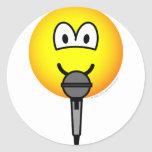 Presentator emoticon   sticker_sheets