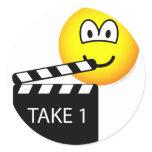 Film Marker emoticon   sticker_sheets