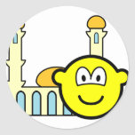 Mosque going buddy icon   sticker_sheets
