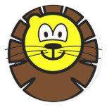 Leo buddy icon Zodiac sign  sticker_sheets