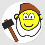 Grumpy buddy icon Seven Dwarves  sticker_sheets