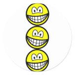 Acrobat smilies   sticker_sheets