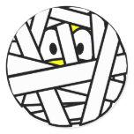 Bandaged smile   sticker_sheets