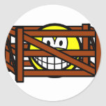 Fenced in smile   sticker_sheets