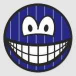 Pinstripe smile   sticker_sheets