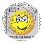 Stamped stamp emoticon   sticker_sheets