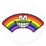 Rainbow smile   sticker_sheets