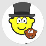 Groundhog day buddy icon shadow  sticker_sheets