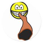 Didgeridoo smile   sticker_sheets