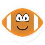 Football emoticon   sticker_sheets