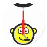 Unicycle buddy icon   sticker_sheets