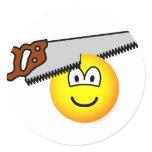 Sawn emoticon   sticker_sheets