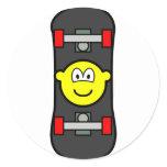 Skateboard buddy icon   sticker_sheets