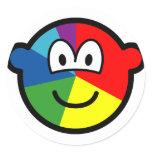 Pie chart buddy icon   sticker_sheets