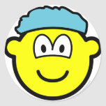 Shower cap buddy icon   sticker_sheets