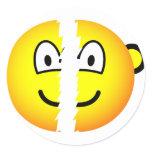 Broken emoticon   sticker_sheets