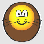 Lion emoticon   sticker_sheets