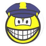 Cop smile   sticker_sheets