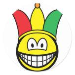 Joker/Carnival smile   sticker_sheets