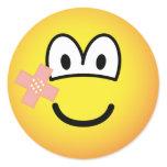 Plaster emoticon   sticker_sheets