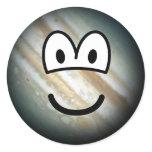 Jupiter emoticon   sticker_sheets