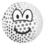 Golfball emoticon   sticker_sheets
