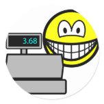 Cash register smile   sticker_sheets