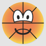 Basketball emoticon   sticker_sheets