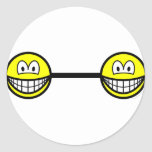 Bar bell smile   sticker_sheets