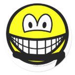 Black belt smile   sticker_sheets