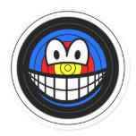 Target smile   sticker_sheets