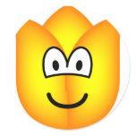 Tulip emoticon   sticker_sheets