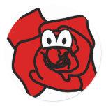 Rose buddy icon   sticker_sheets