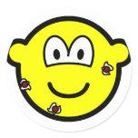 Cut shaving buddy icon   sticker_sheets