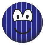 Pinstripe emoticon   sticker_sheets