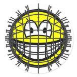 Pinhead smile   sticker_sheets