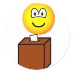Voting emoticon   sticker_sheets