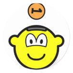 Piggy bank buddy icon   sticker_sheets