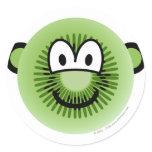 Kiwi fruit buddy icon   sticker_sheets