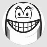 Gothic smile   sticker_sheets