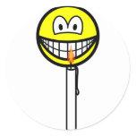 Vigil smile   sticker_sheets