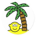 Desert island buddy icon   sticker_sheets