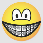 Braces emoticon   sticker_sheets