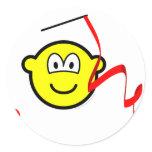 Rhythmic gymnastics buddy icon Olympic sport Artistic gymnastics sticker_sheets