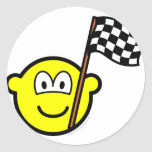 Checkered flag buddy icon   sticker_sheets