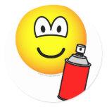 Spray painter emoticon   sticker_sheets
