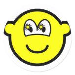 Starry eyed buddy icon   sticker_sheets