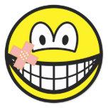 Plaster smile   sticker_sheets